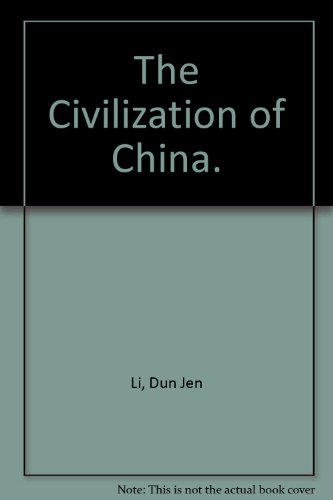 9780684139401: The Civilization of China. (English and Chinese Edition)