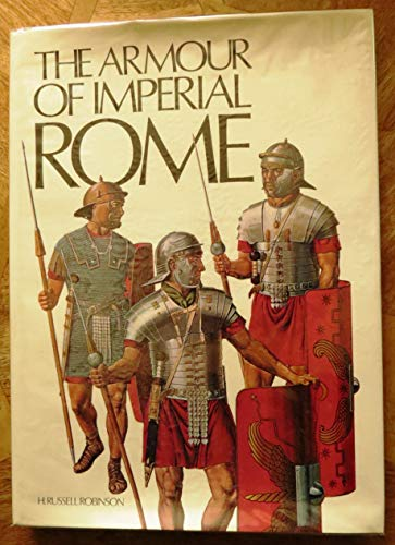 9780684139562: The armour of imperial Rome