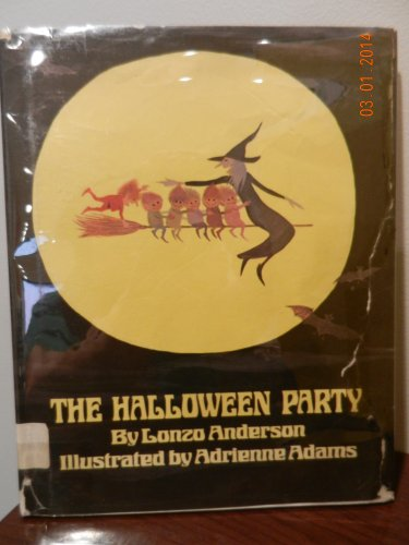 9780684140025: The Halloween Party