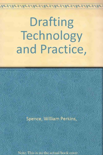 9780684140377: Drafting Technology and Practice,