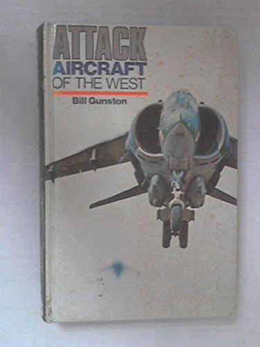 9780684140490: Attack aircraft of the west