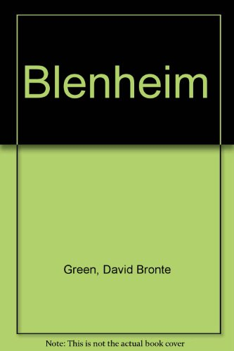 9780684141282: Blenheim