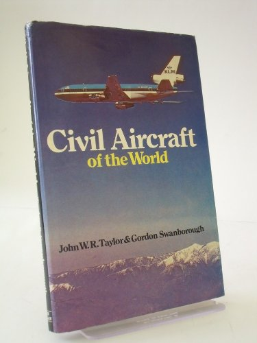 9780684141343: Civil aircraft of the world