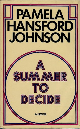 9780684141916: A summer to decide
