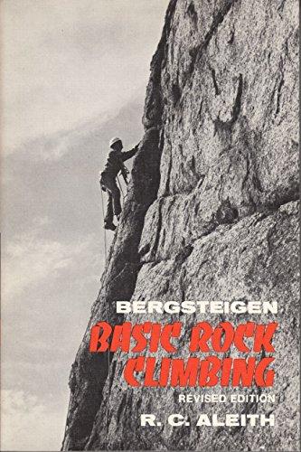 9780684142067: Bergsteigen: Basic rock climbing
