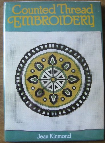 9780684142388: Counted thread embroidery