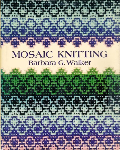 9780684142432: Mosaic Knitting