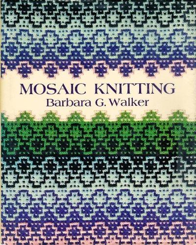 9780684142432: Mosaic Knitting