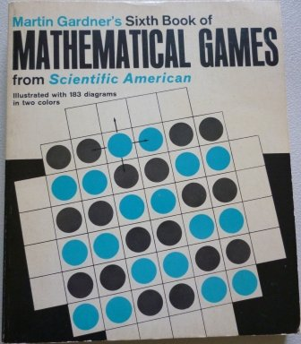 9780684142456: Martin Gardner's Sixth book of mathematical games from Scientific American (The Scribner library : Emblem editions : Games)