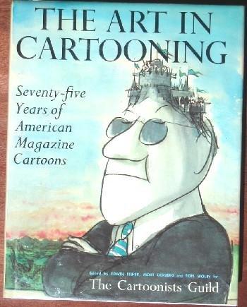 9780684143293: The Art in cartooning: Seventy-five years of American magazine cartoons