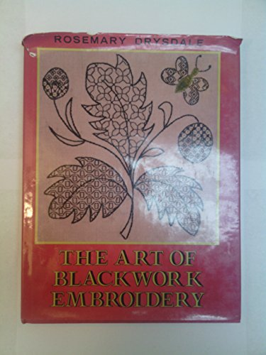 9780684143309: The Art of Blackwork Embroidery