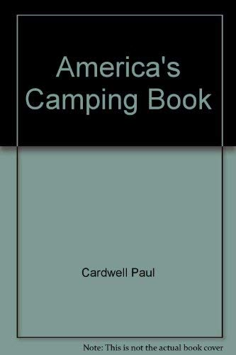 America's camping book: Cardwell, Paul