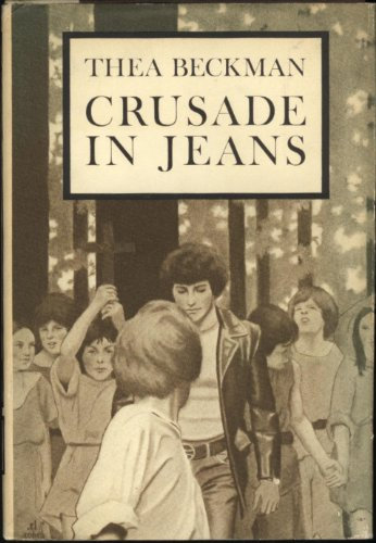 9780684143996: Crusade in Jeans (English and Dutch Edition)