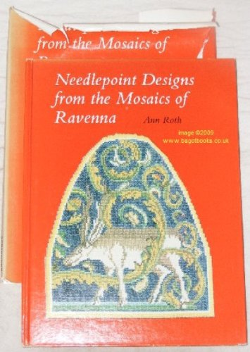 9780684144696: Needlepoint Designs from the Mosaics of Ravenna