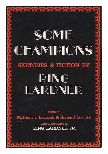 9780684145822: Some Champions: Sketches and Fiction