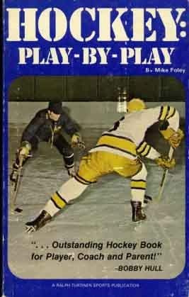 9780684146072: Hockey, play-by-play: A complete hockey book for player, coach, and parent