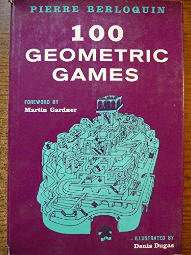 9780684146119: 100 Geometric Games