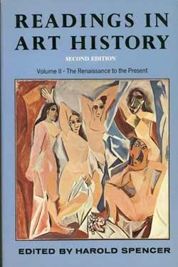 Readings Art History Volume 2