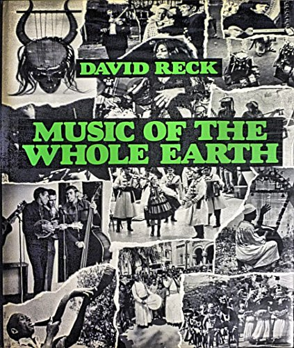 9780684146317: Music of the Whole Earth