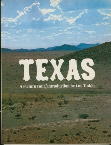 9780684146430: Texas, a Picture Tour (The Scribner Library)