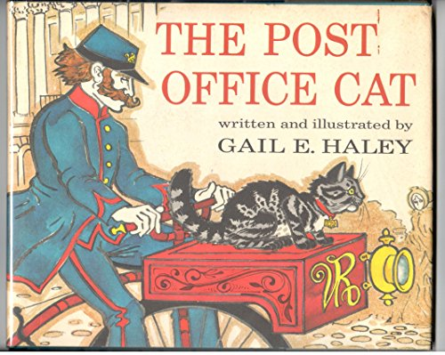9780684146539: The Post Office Cat
