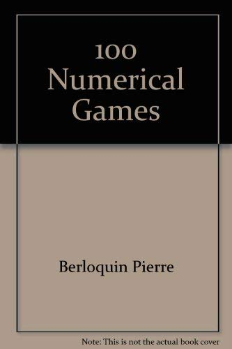 9780684146683: 100 numerical games