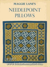 9780684147246: Maggie Lane's Needlepoint Pillows.