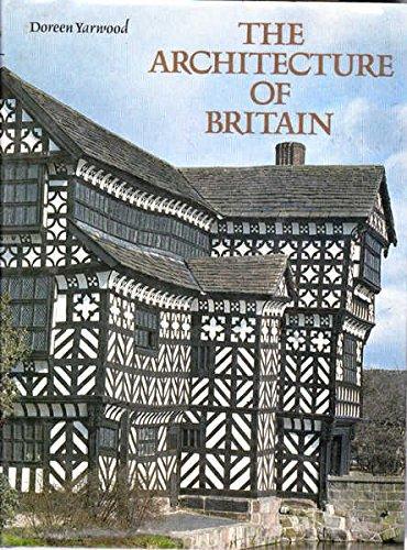 9780684147291: THE ARCHITECTURE OF BRITAIN