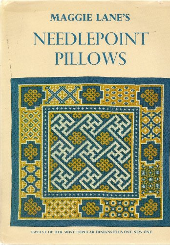 9780684147604: Maggie Lane's needlepoint pillows