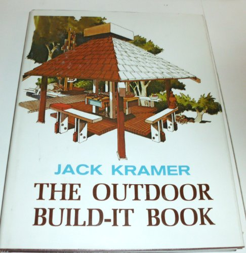 9780684147628: The outdoor garden build-it book