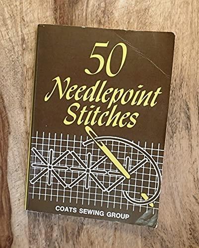 Fifty Needlepoint Stitches