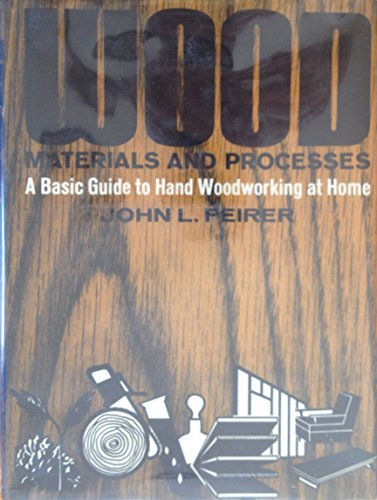 9780684148038: Wood Materials and Processes