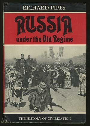 9780684148267: Russia Under the Old Regime