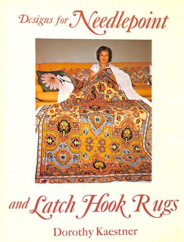9780684148373: Designs for Needlepoint and Latch Hook Rugs