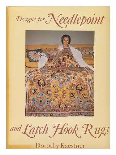 Designs for Needlepoint and Latch Hook Rugs