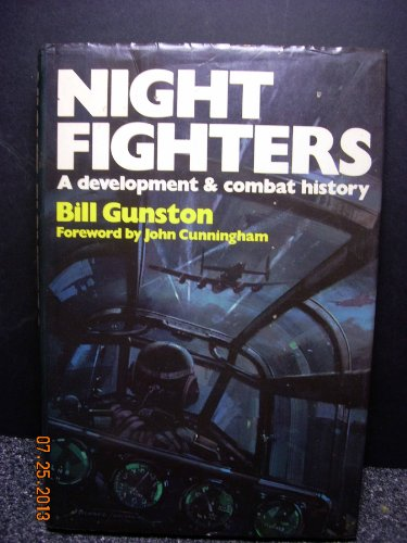 9780684148427: Night fighters: A development & combat history