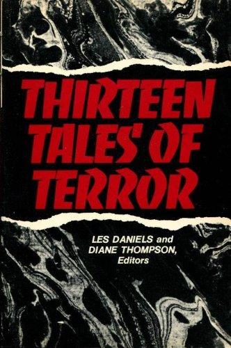9780684148458: Thirteen Tales Terror (Scribner student paperbacks)