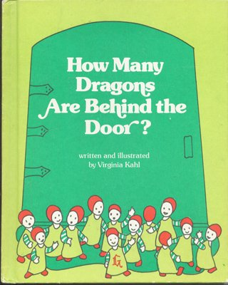 9780684149066: How Many Dragons Are Behind the Door?