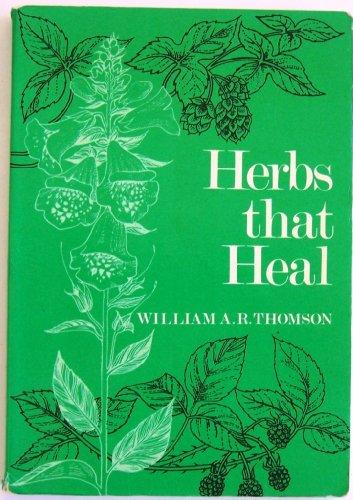 9780684149134: Herbs that heal