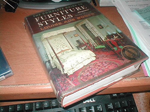 9780684150208: The Complete Guide to Furniture Styles (enlarged editon)