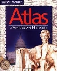 9780684150529: Atlas of American History