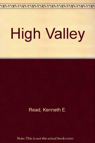 9780684151342: The HIGH VALLEY