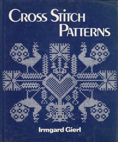 9780684152318: Cross stitch patterns (The Scribner library : Emblem editions)