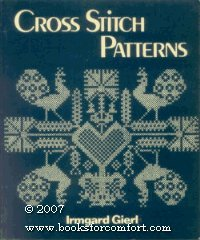 9780684152325: Cross stitch patterns (The Scribner library : Emblem editions)