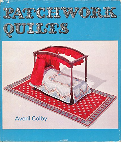 9780684152400: Patchwork Quilts