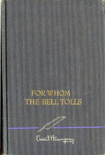 9780684153162: For Whom the Bell Tolls (Hudson River Edition Series)