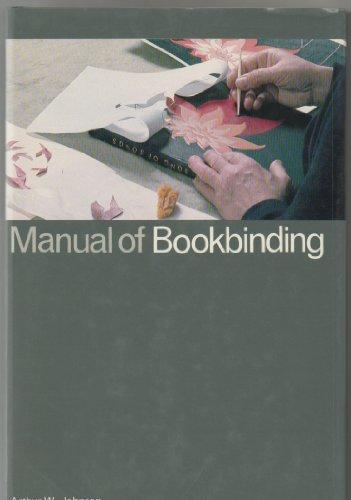 9780684153322: Manual of Bookbinding