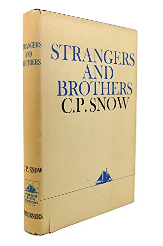 9780684153674: STRANGERS AND BROTHERS (Hudson River Edition Series)