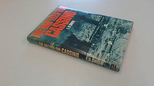 9780684154565: Battles for Cassino
