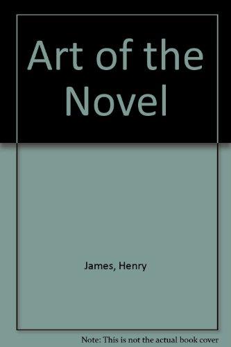 9780684155319: Art of the Novel